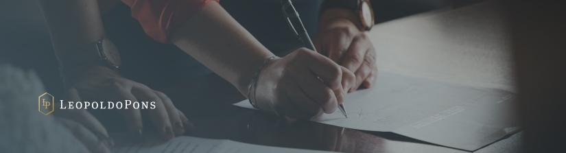 """Imagen principal del post Cambio de criterio del Tribunal Supremo en relación a las """"cláusulas suelo"""" de contratos de préstamo suscritos por profesionales o empresarios."""