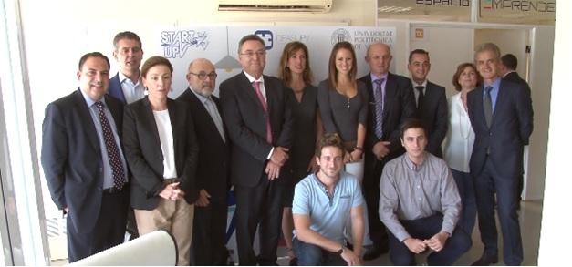 Imagen destacada Grupo Leopoldo Pons participa en la VII edición de la Cátedra de Cultura Directiva y Empresarial de la UPV