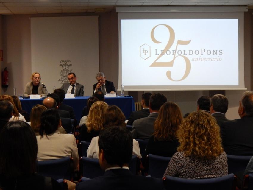 Imagen destacada Leopoldo Pons celebra su 25 aniversario