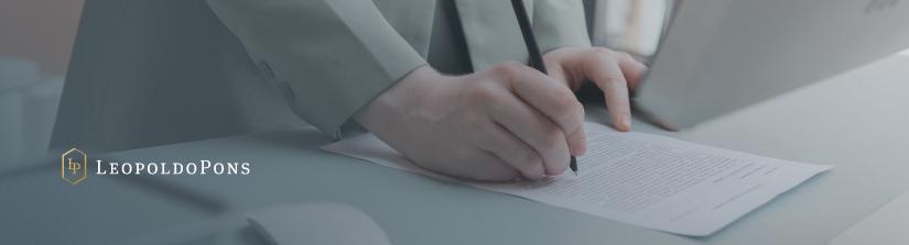 Imagen del postLa individualización del crédito como requisito indispensable para ejercitar el retracto de crédito litigioso