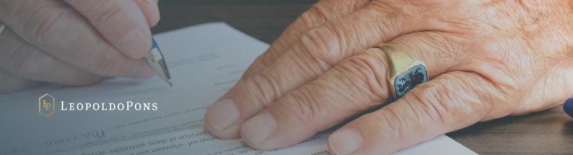 Imagen principal del post Especialidades en la transmisión de acciones y participaciones por vía de sucesión.