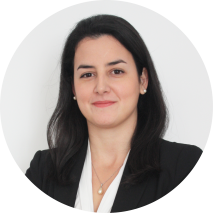 Economista Cristina Lacambra